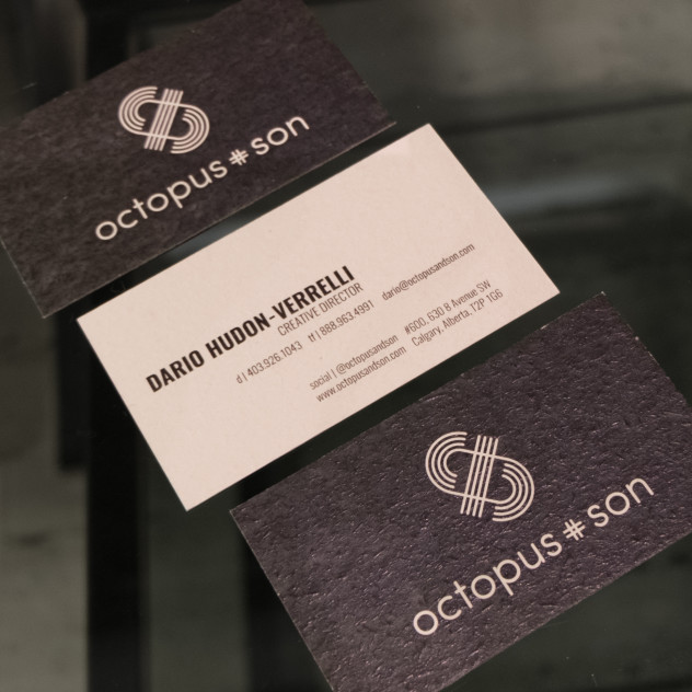 Octopus and Son Branding