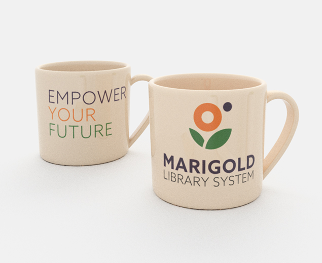 Marigold Coffee Cups